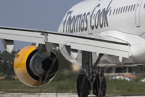 Thomas Cook pay
