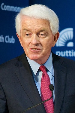 U.S. Chamber of Commerce CEO Thomas Donohue