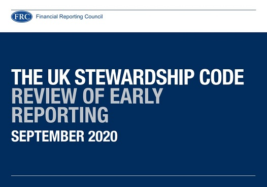FRC revamps UK Stewardship Code with new report obligation