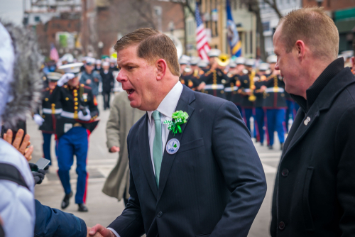 Marty Walsh Democrat Depart of Labor