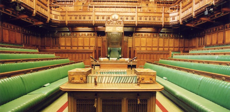 UK Parliament, House of Commons