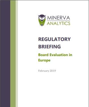 Minerva Briefing: Board Evaluation