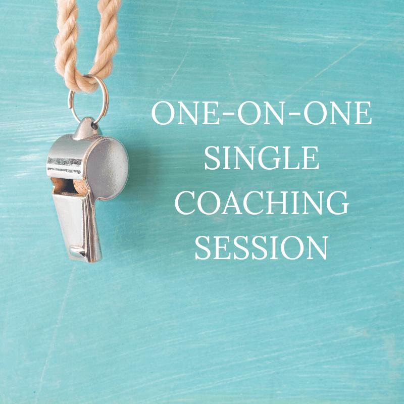 Single Coaching Session