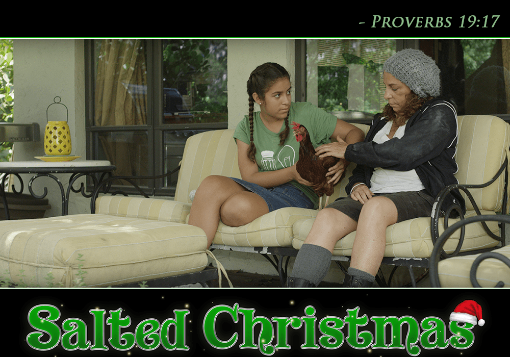 10/17 Salted Christmas Post-production Update!