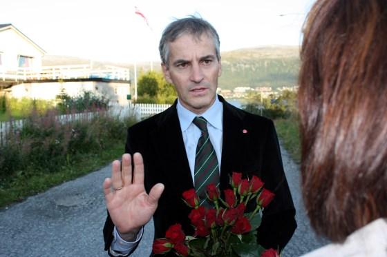 Ap-leder Jonas Gahr Støre. Foto: Troms Arbeiderparti/Flickr
