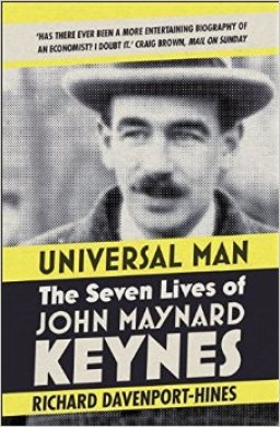 Økonomen Keynes var problemløser og kjendis i sin samtid. Foto: wikimedia