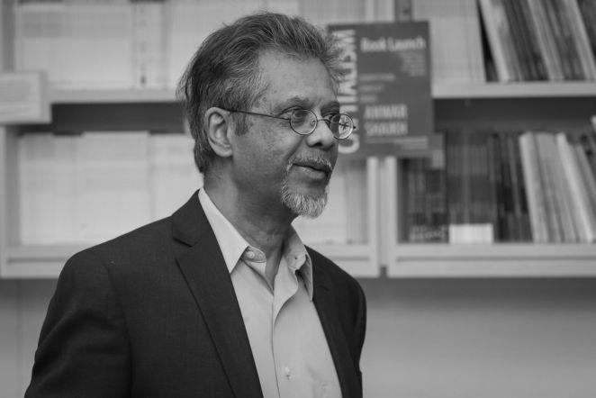 Anwar Shaikh. Foto: SCEPA The New School