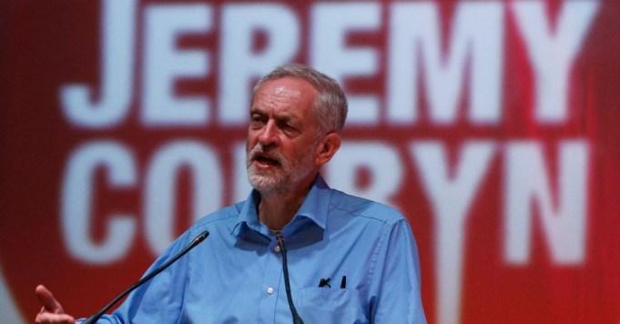 Leder av det britiske Labour-partiet Jeremy Corbyn. Foto: corbyn.org