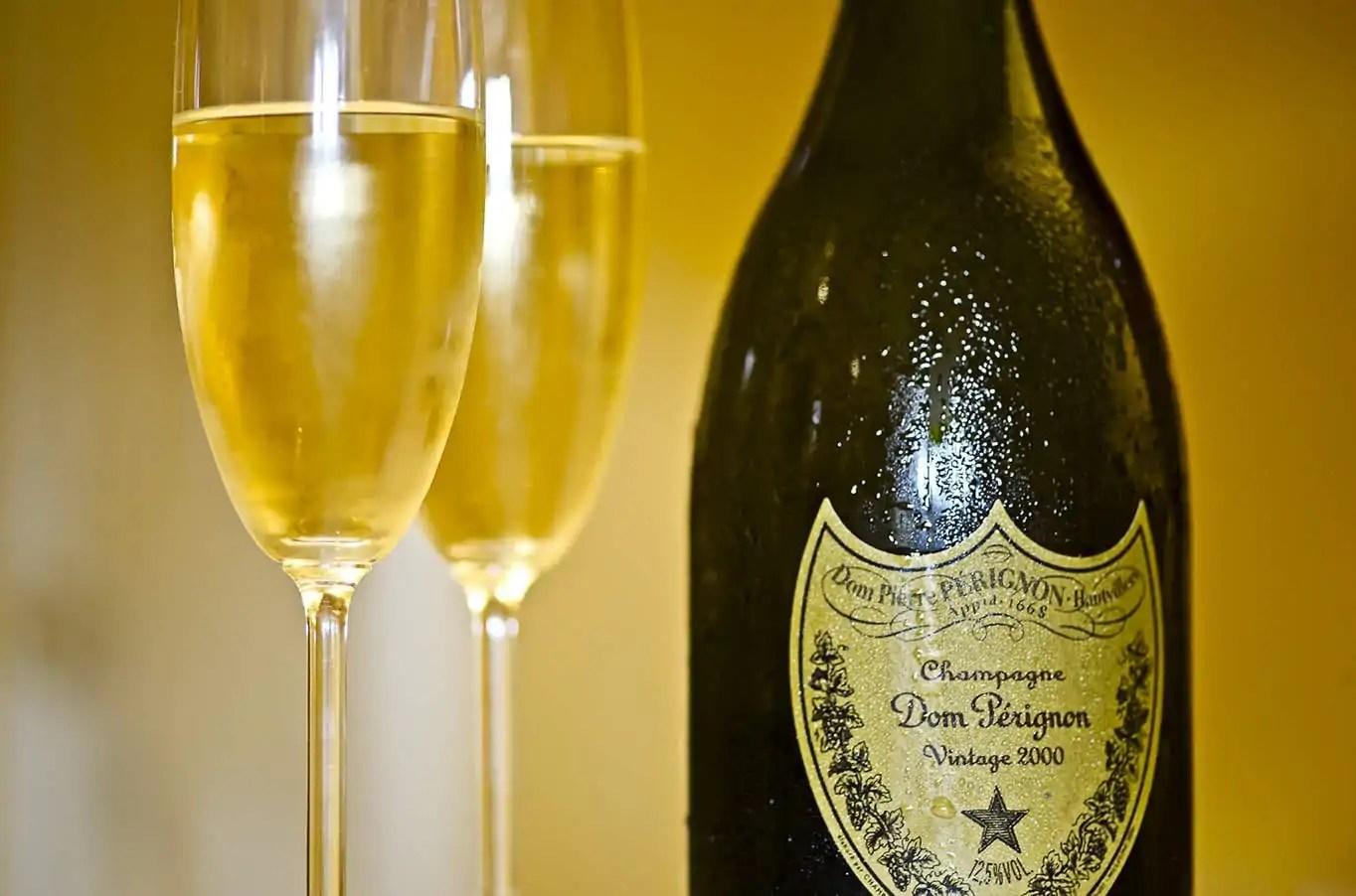 Duurste champagne