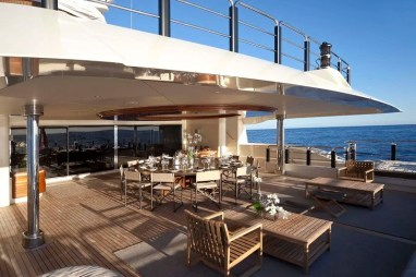 Azteca CRN Yacht - 8