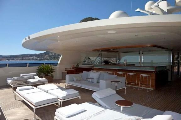 Azteca CRN Yacht - 9