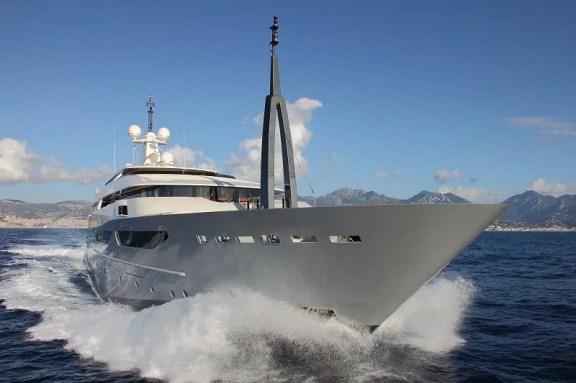 Azteca CRN Yacht - 11