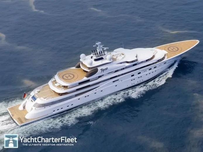 Topaz - Yacht Charter Fleet
