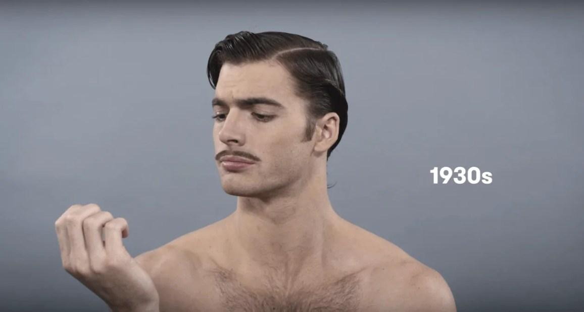 100 jaar aan Haartrends - kapsels2