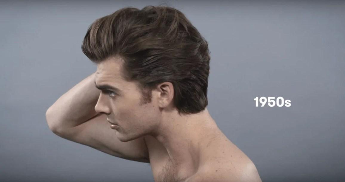 100 jaar aan Haartrends - kapsels3