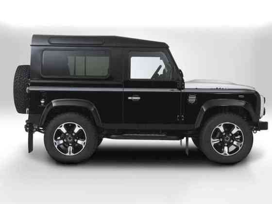 Land Rover Defender Overfinch 40th Anniversary