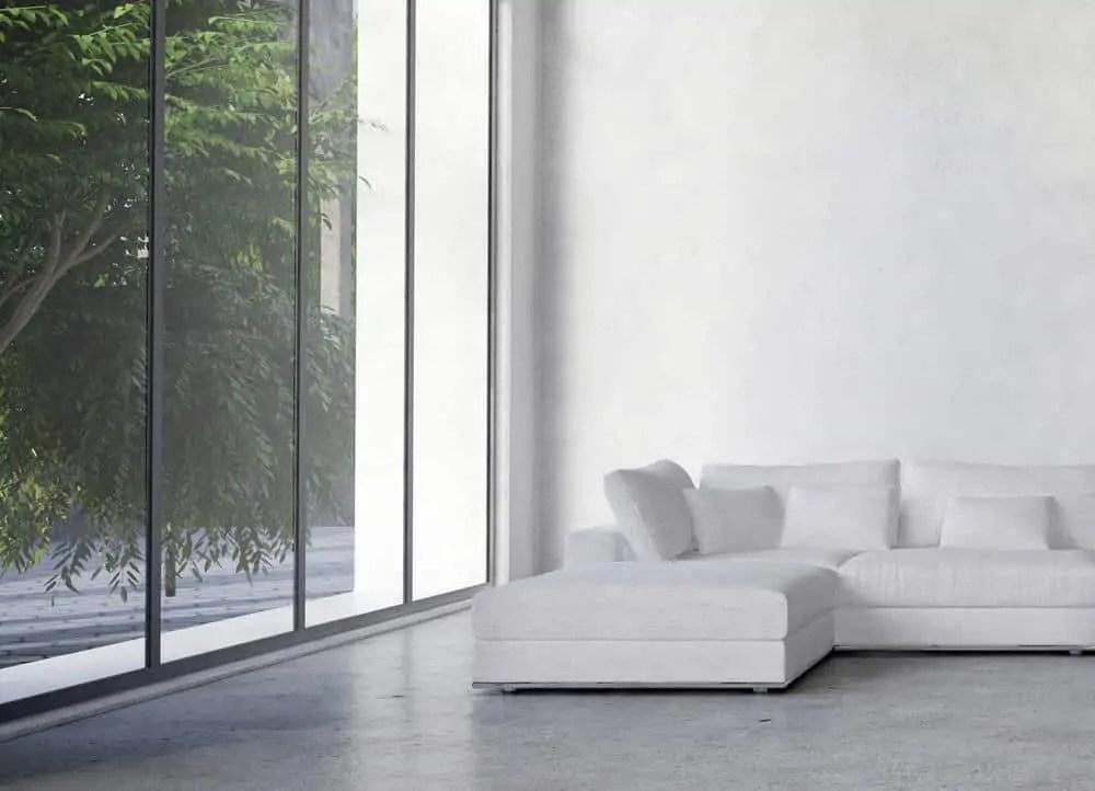 Interieurstijl minimalistisch interieur manify