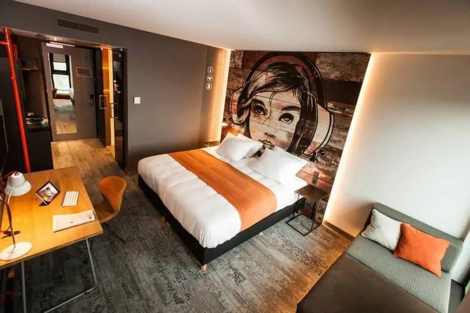 Jaz hotel Amsterdam