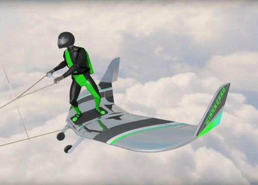 Wingboarden