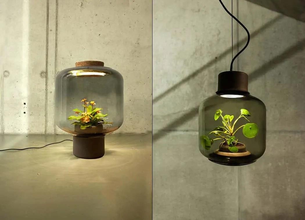 De Plant Lamp Tof Design En Je Hoeft Ze Niet Te Verzorgen