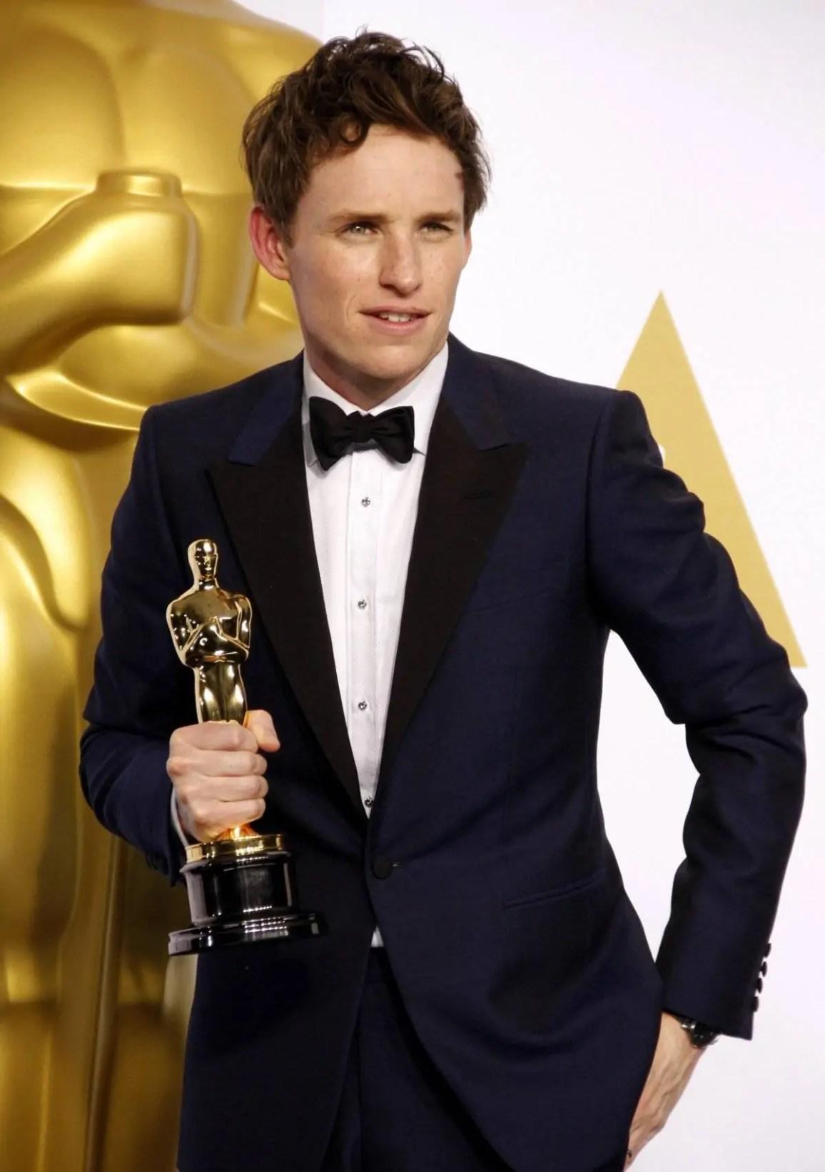 Oscar best gekleed
