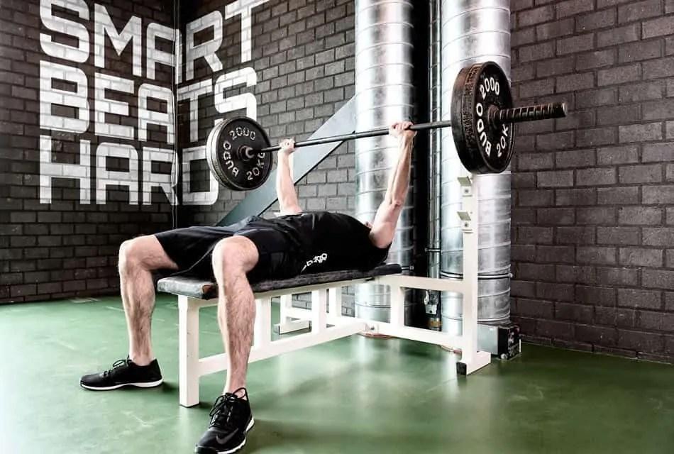 smart beats hard trainingsschema