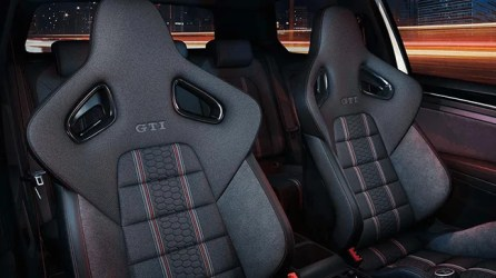 Volkswagen Golf GTI Clubsport interieur 2