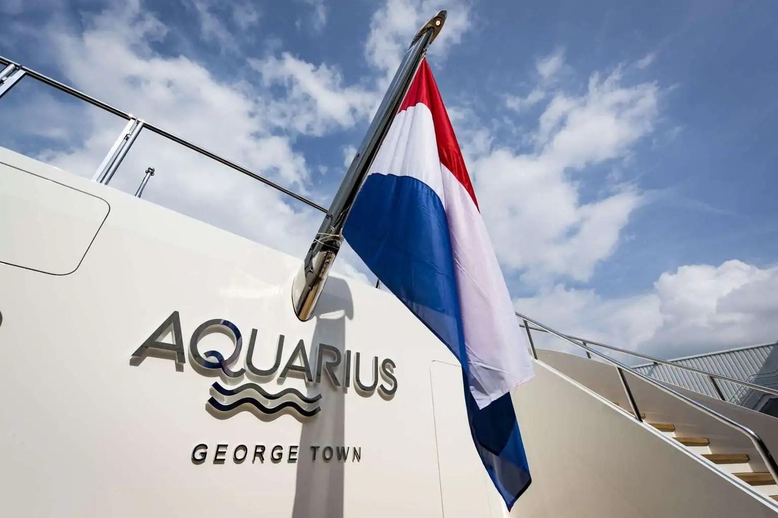 superjacht aquarius
