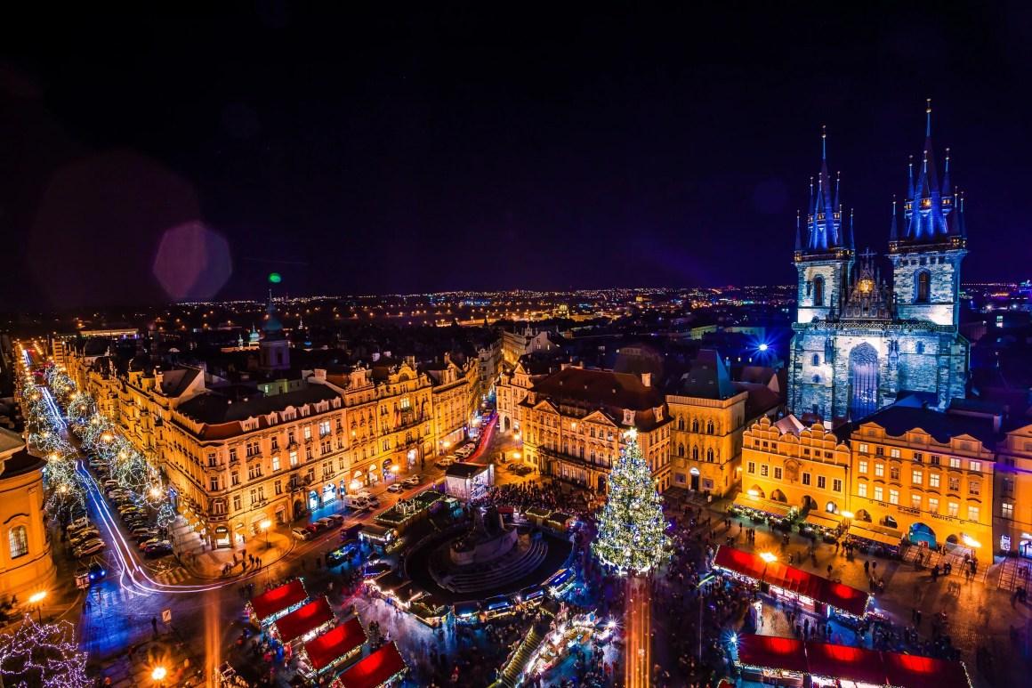 mooiste kerst steden
