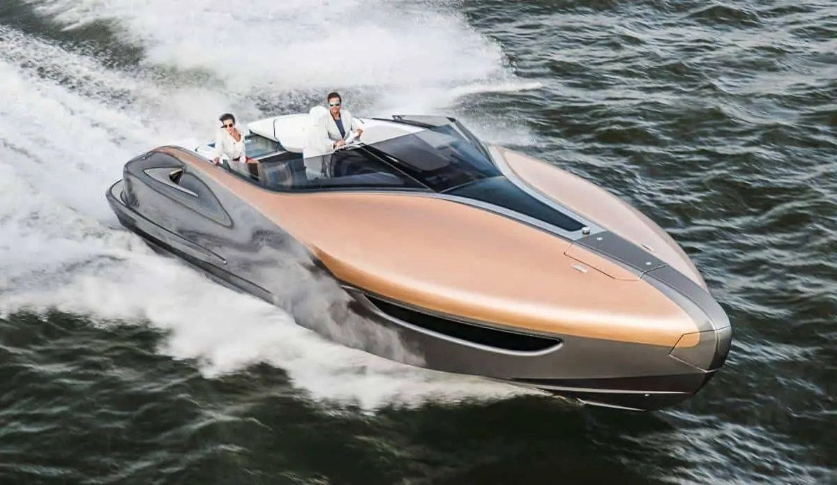Lexus Sport Yacht 1