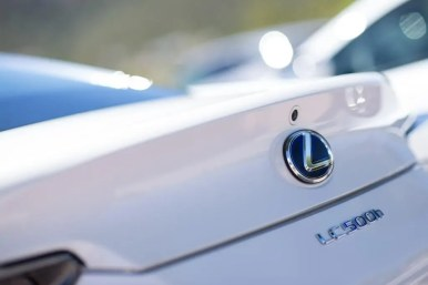 Lexus LC 500 - 12