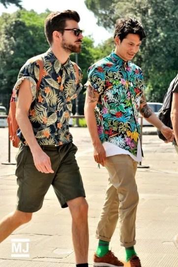 Hawaii Festival Look
