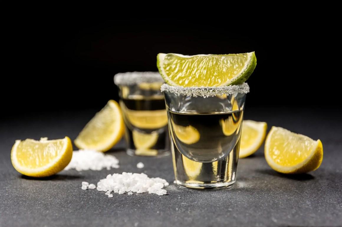 Drankjes Tequila