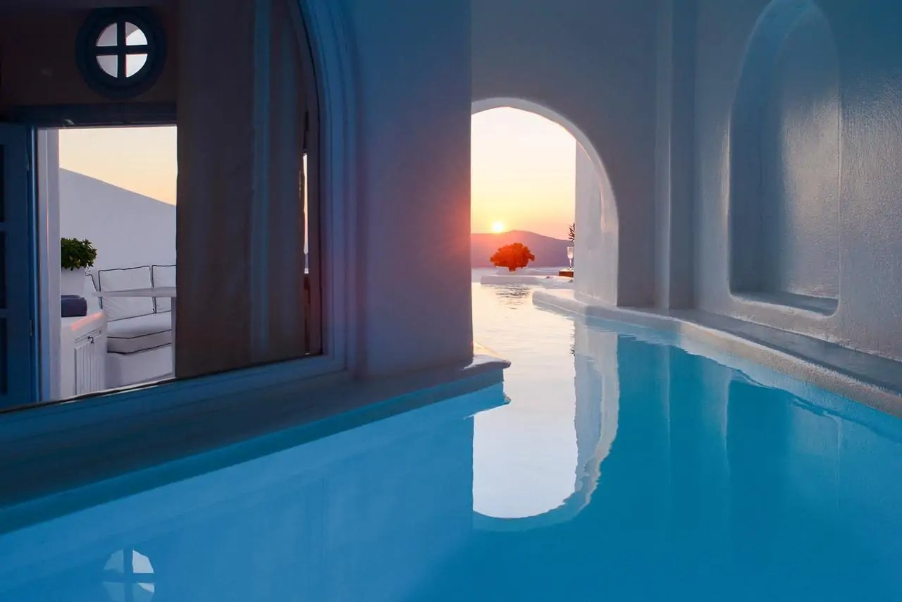 Zwembad Op Balkon : Dana villas met privézwembad en een fascinerend uitzicht manify