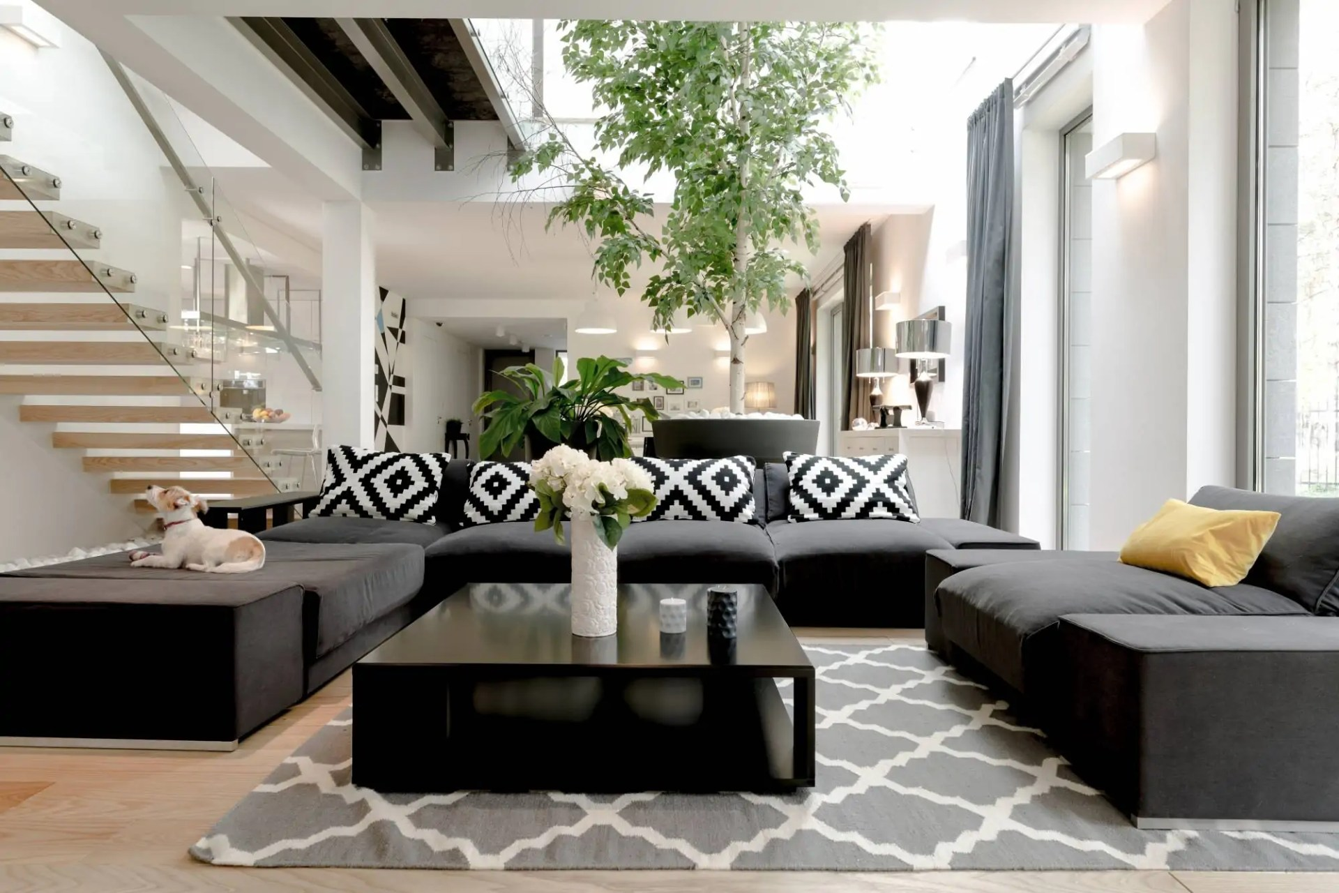 Interieur trends 2018 living done right for Interieur trends 2018