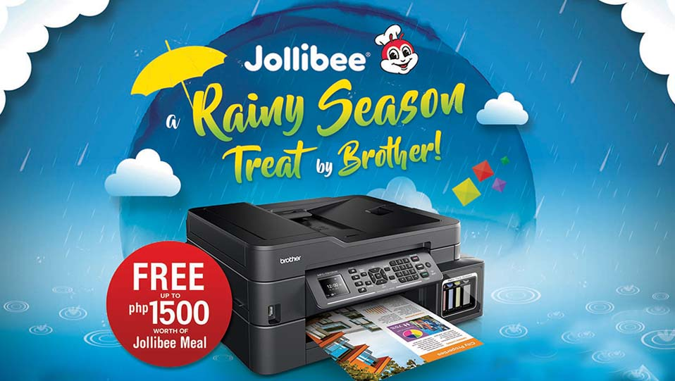 LIMITED-TIME OFFER: Get up to P1,500 worth of Jollibee meal