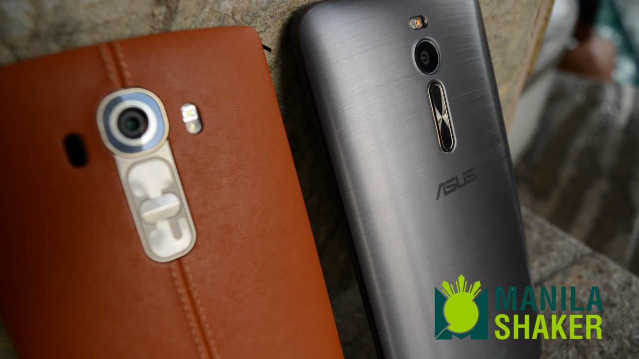 First Unboxing of LG G4 Philippine Dual Sim 4G LTE Leather Variant