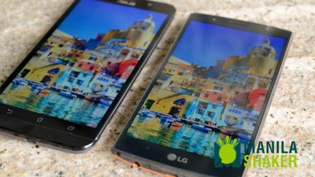LG G4 vs Asus zenfone 2 ultimate comparison (2 of 16)