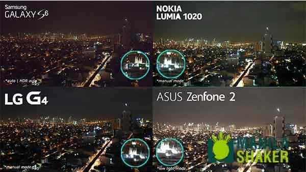 camera lg g4 galaxy s6 lumia 1020 zenfone 2-6