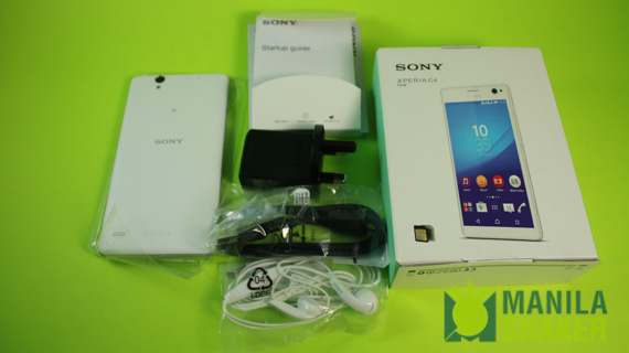 sony xperia c4 dual lte unboxing (2 of 18)