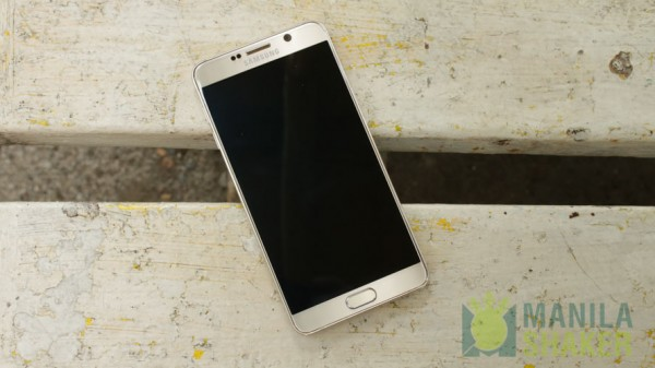 Samsung Galaxy Note 5 Gold Platinum Review Pictures Images Philippines (1 of 27)