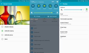 display galaxy note 5 review