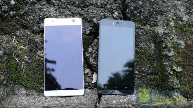 sony xperia c5 ultra vs asus zenfone selfie comparison review philippines price specs (1 of 3)