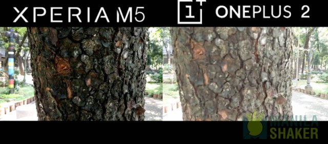sony xperia m5 camera oneplus 2 focus speed test review