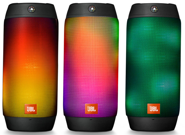 JBL Xtreme, Flip 3, Charge 2+, Pulse 2 Portable Speakers