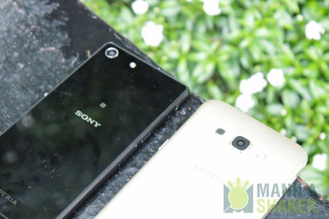 Kindle Vs Sony Reader: Sony Xperia M5 VS Samsung Galaxy A8 Comparison, Camera