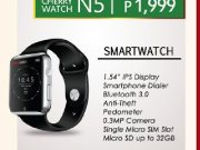 cherry mobile watch n5 specs philippines