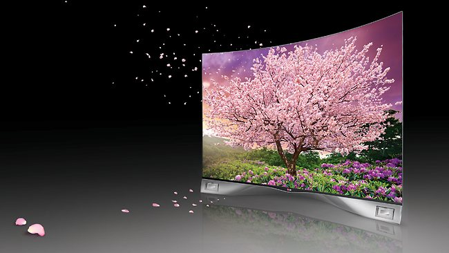 Lg S Curved 4k Oled Tv Launched In Ph The World S First