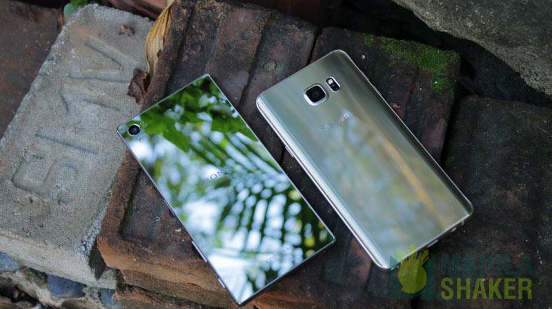 Kindle Vs Sony Reader: Sony Xperia Z5 Premium Vs Samsung Galaxy Note 5 Ultimate