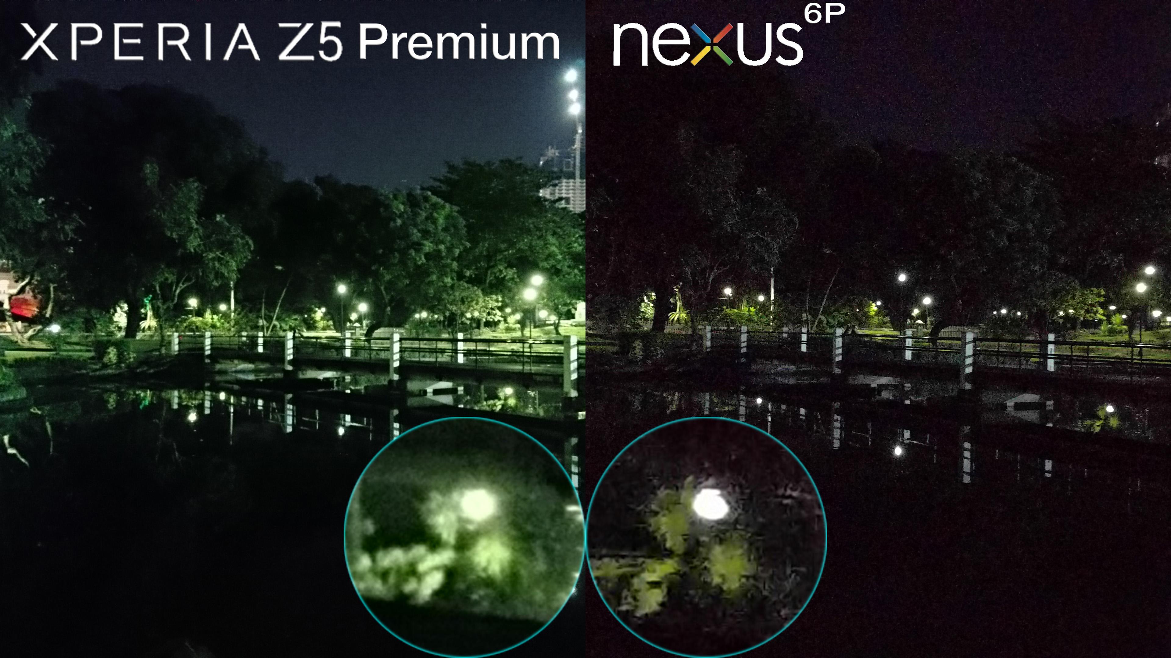 Sony Xperia Z5 Premium vs Nexus 6P Comparison: Camera ...